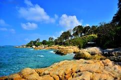Tanjungpinang, bintan eiland, kepulauan riau, Indonesië Royalty-vrije Stock Fotografie