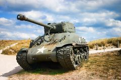 Tank Royalty Free Stock Photo