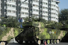 Tank. Pla china asia army military Stock Photography