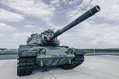 Tank Stock Foto