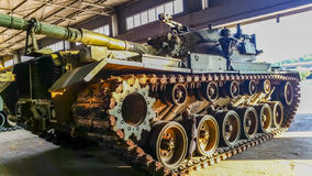 tank Fotografia Stock Libera da Diritti