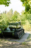Tank23 Fotografia Stock Libera da Diritti