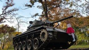 tank royalty-vrije stock afbeelding
