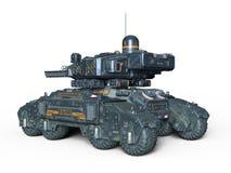 tank stock illustratie
