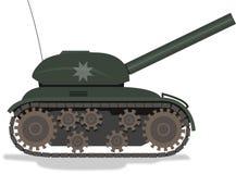Tank vector illustratie