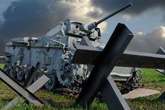 tank Στοκ εικόνα με δικαίωμα ελεύθερης χρήσης