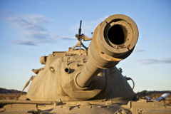 Tank Barrel Stock Photography