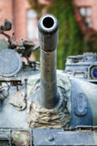Tank Barrel Royalty Free Stock Image
