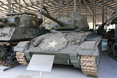 Tank. Beijing's military museum of the tank Stock Photos