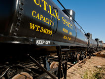 Tank Car Stock Image