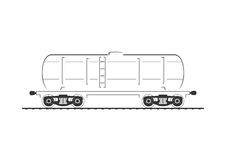 Tank car Stock Images