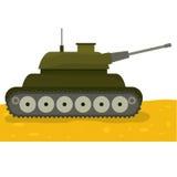 Tank car for navy icon image. Illustration desing Royalty Free Stock Image