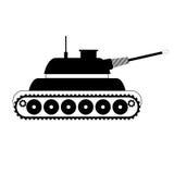 Tank car for navy icon image. Illustration desing Stock Photos