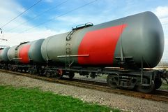 Tank car Stock Photo