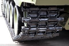 Tank caterpillar Royalty Free Stock Image