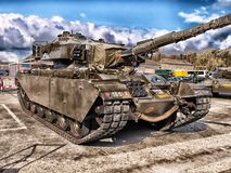 Tank, Centurion Mk5, Historic Stock Images