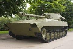 Tank close up Royalty Free Stock Photo