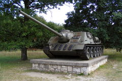 Tank_01_Dargov Stock Photos