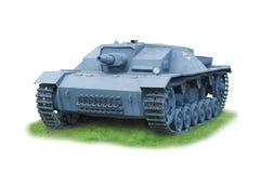 Tank de 2de Wereldoorlog Royalty-vrije Stock Afbeeldingen
