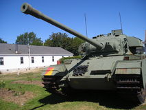 This is a Tank Royalty Free Stock Photography