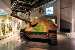 Tank destroyer  Stock Images
