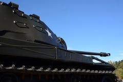Tank detail Royalty Free Stock Image