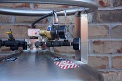 Tank detail Stock Image