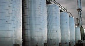 Free Tank Farm Stock Photography - 13444372