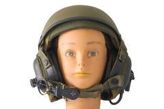 Tank helmet Stock Photos