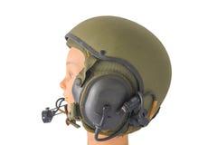 Tank helmet Stock Image