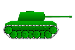 Tank icon Stock Images