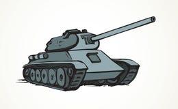 tank Illustrazione di vettore illustrazione vettoriale
