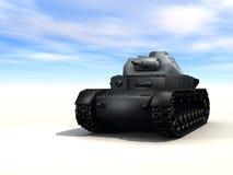Tank image Stock Image