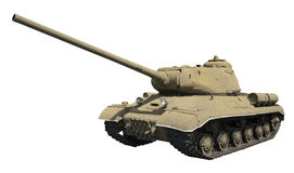 Tank JS-1 Royalty Free Stock Photos