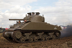 Tank legend Royalty Free Stock Photography
