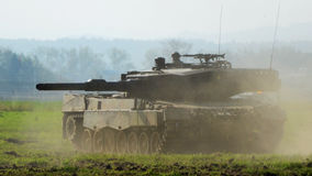 Tank- Leopard stock images