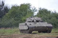 Tank Merkava Stock Photography