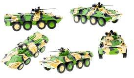 Tank model Stock Photography