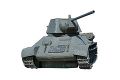 The tank model Royalty Free Stock Photos