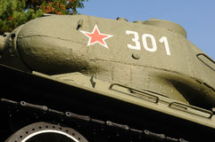 Tank no.2 Stock Image