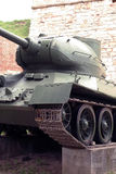 Tank Royalty Free Stock Photography