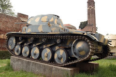 Tank Royalty Free Stock Image