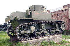 Tank Royalty Free Stock Photos