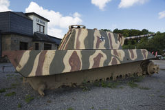 Tank 2 Panzer Royalty Free Stock Images