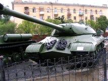 Tank, Rusland, Volgograd Stock Foto
