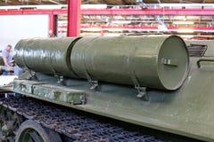 tank serbatoi di combustibile di sostegno fotografie stock libere da diritti