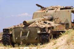 Tank shot Stock Image