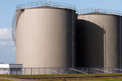 Tank storage Royalty Free Stock Photo
