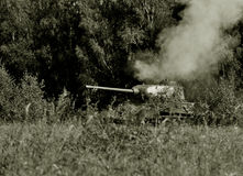 Tank T-34 Stock Photos