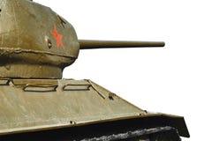 Tank t-34 Royalty-vrije Stock Fotografie